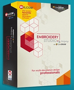 Фото Wilcom EmbStudio e3 Designing + Bundle All Elements (except Speciality Elements)   PROFESSIONAL